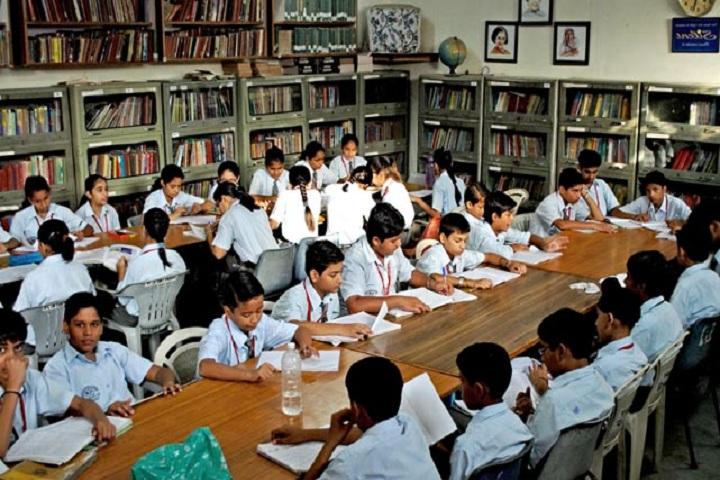 Gita Bal Niketan Senior Secondary School-Library
