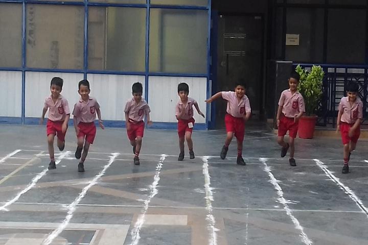 Gita Bal Niketan Senior Secondary School-Sports Running