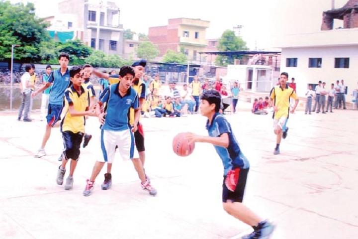Gita Bal Niketan Senior Secondary School-Sports