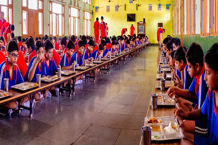 Gita Niketan Awasiya Vidyalaya-Cafeteria
