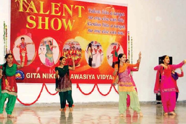 Gita Niketan Awasiya Vidyalaya-Events