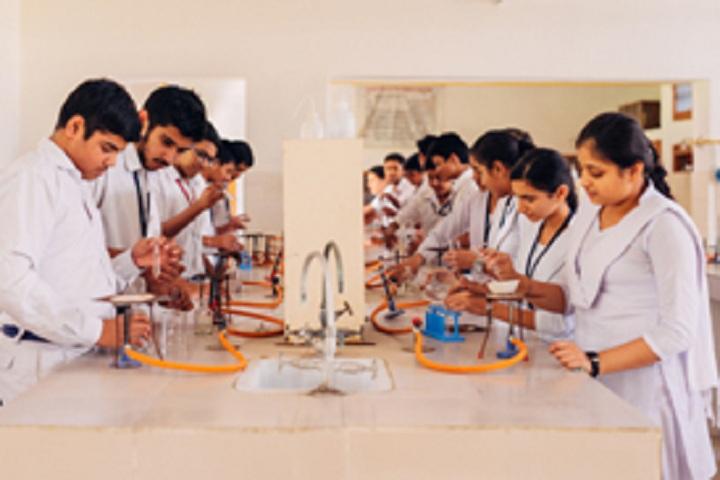 Gita Niketan Awasiya Vidyalaya-Laboratory