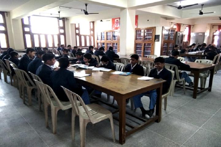 Gita Niketan Awasiya Vidyalaya-Library
