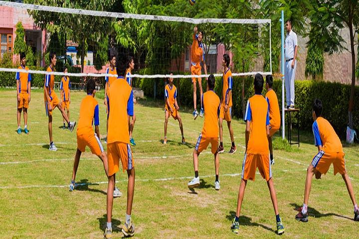 Gita Niketan Awasiya Vidyalaya-Sports vollyball