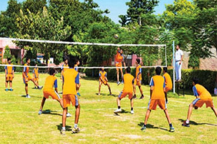 Gita Niketan Awasiya Vidyalaya-Sports