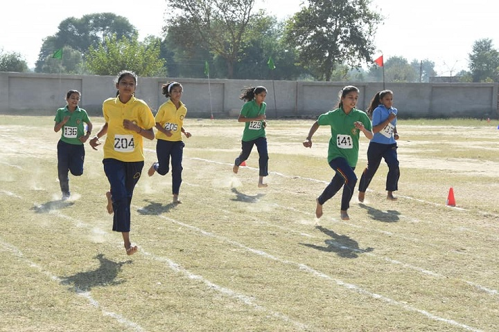 Global International School-Running Competition