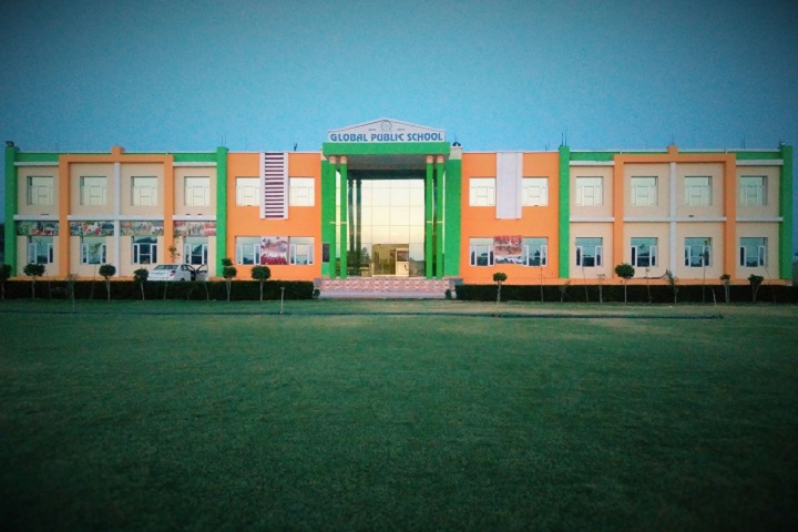 Global Public School-Campus View