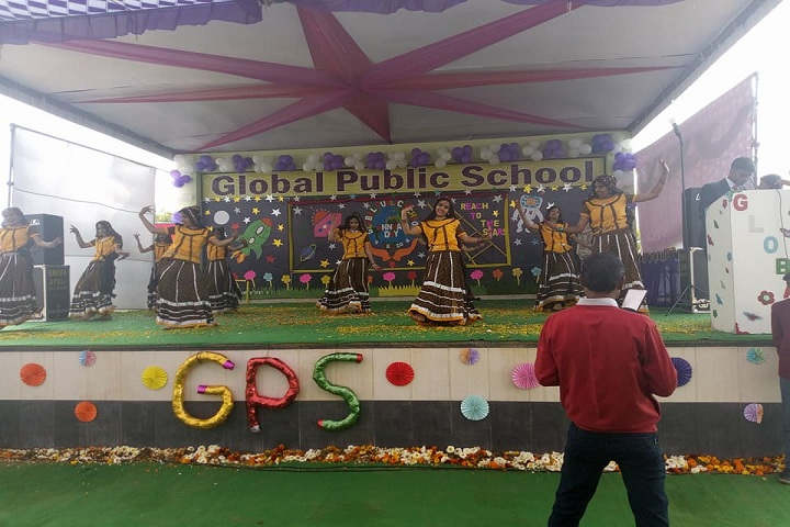 Global Public School-Function