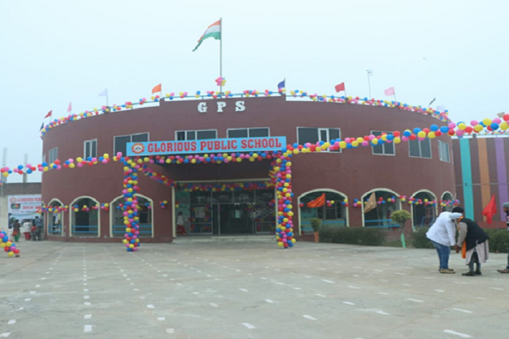 Glorious Public School-Campus View