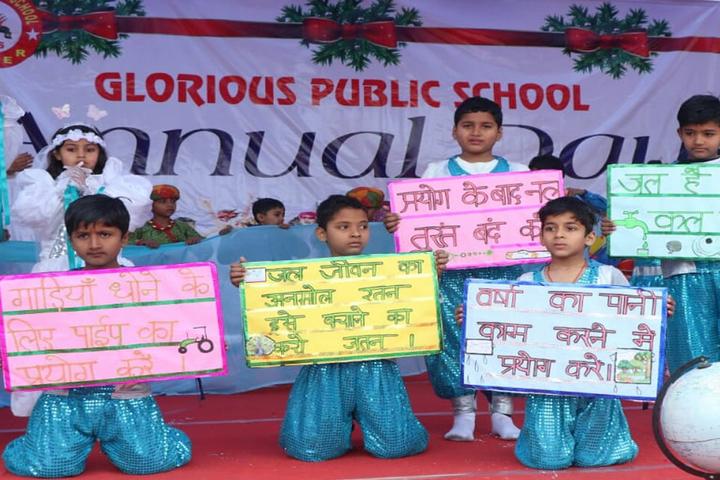 Glorious Public School-Activity