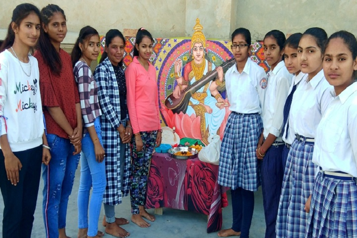 Godwin International School-Others puja