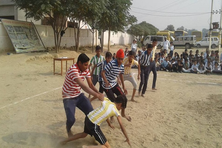 Godwin International School-Sports kabbadi