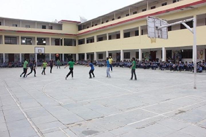 Golaya Progressive Public School- Sports