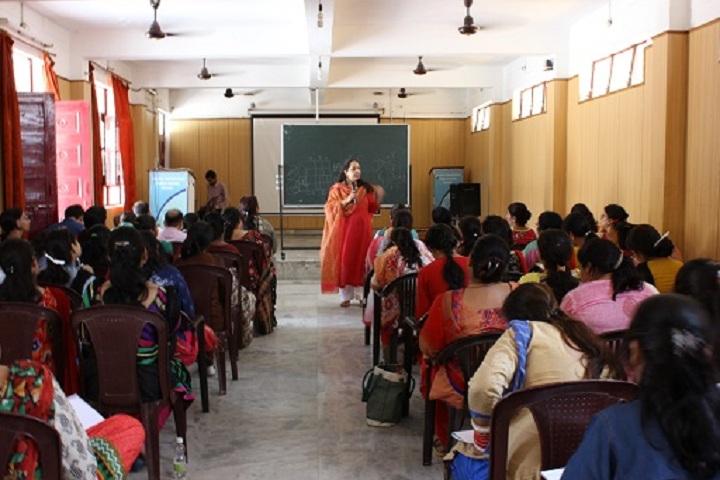 Golaya Progressive Public School-Auditorium