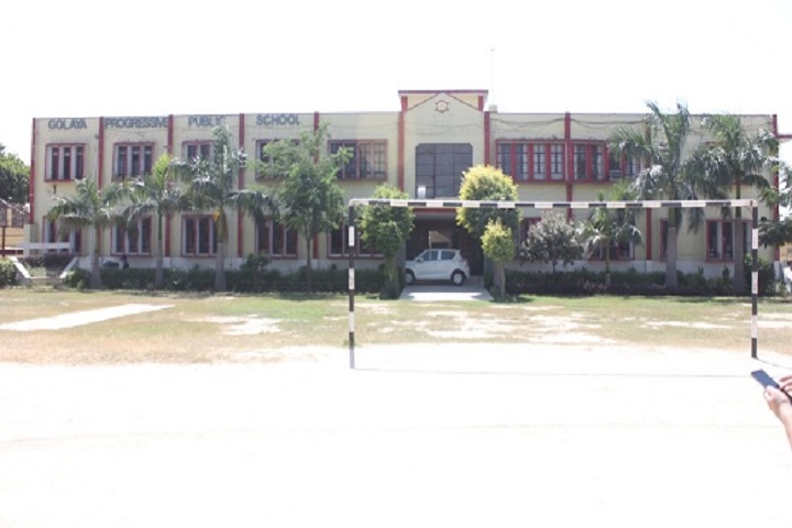 Golaya Progressive Public School-Campus-View