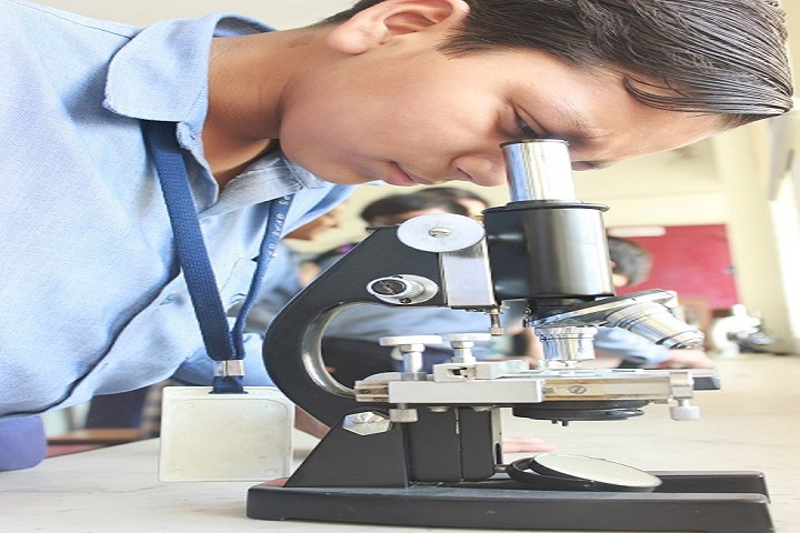 Golaya Progressive Public School-Laboratory biology