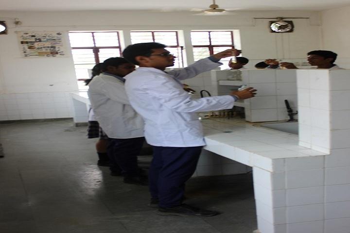Golaya Progressive Public School-Laboratory