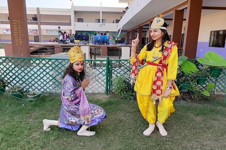 Gopal Vidya Mandir Senior Secondary School-Krishna Jhanmastami Celebrations