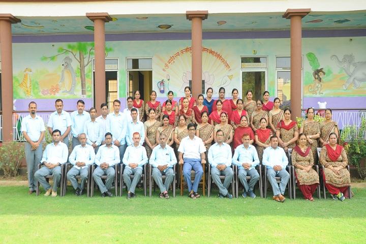Gopal Vidya Mandir Senior Secondary School-School Staff