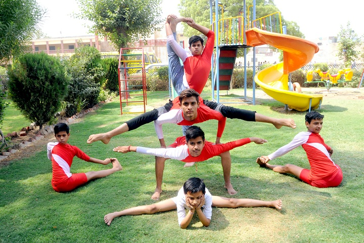 Gopal Vidya Mandir Senior Secondary School-Sports