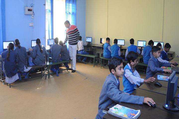 Gopal Vidya Mandir Senior Secondary School-computer lab