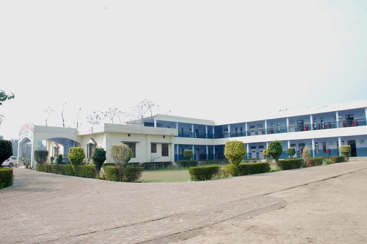 Green Fields Public School-View of Campus