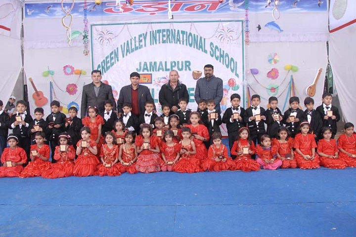 Green Valley International School-Childrens with Memoto