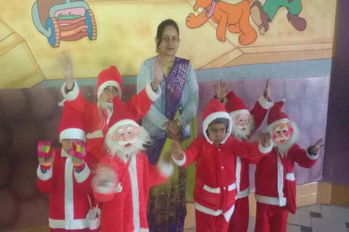 Green Valley International School-Christmas Celebrations
