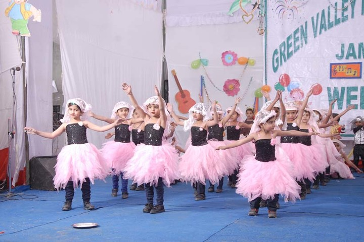 Green Valley International School-Dance