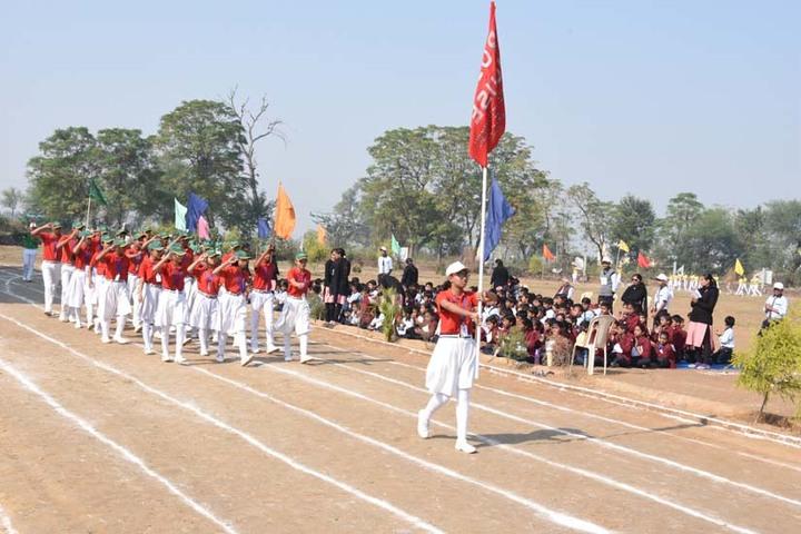 Green Valley International School-Parade