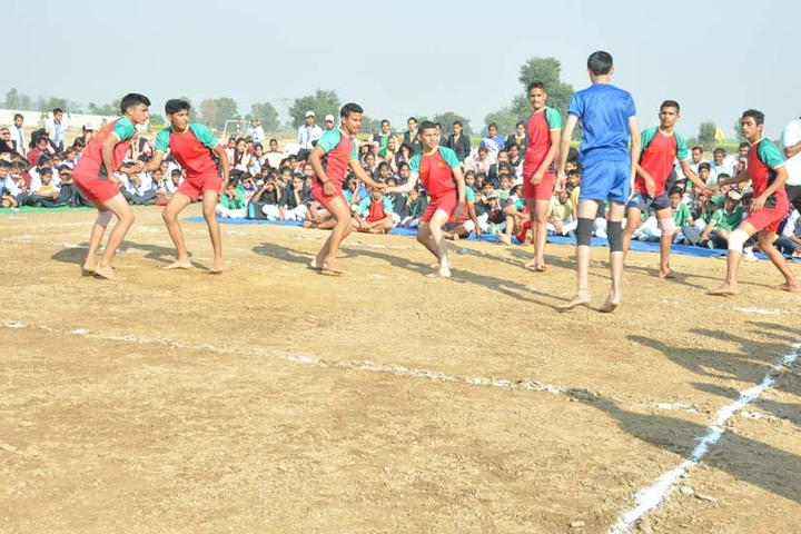 Green Valley International School-Sports
