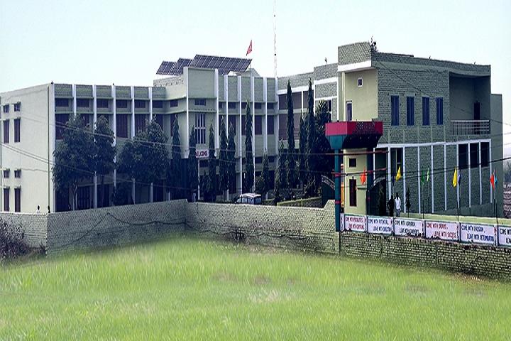 Green Valley Senior Secondary School-Auditorium