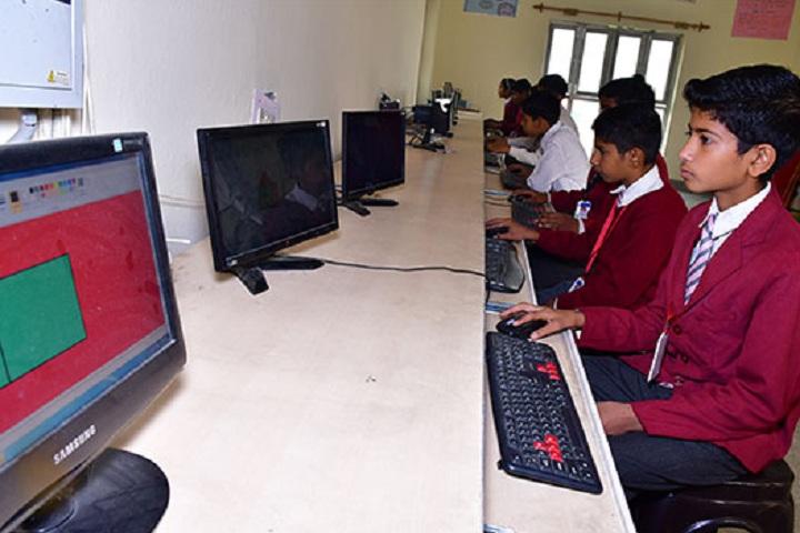 Green Valley Senior Secondary School-IT-Lab
