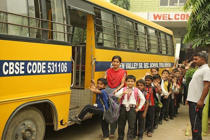 Green Valley Senior Secondary School-Transport