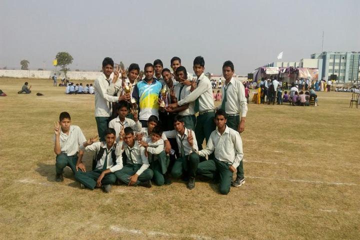 Green Wood Convent-Sports Team