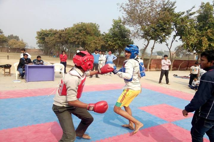 Green Wood Convent-Sports day