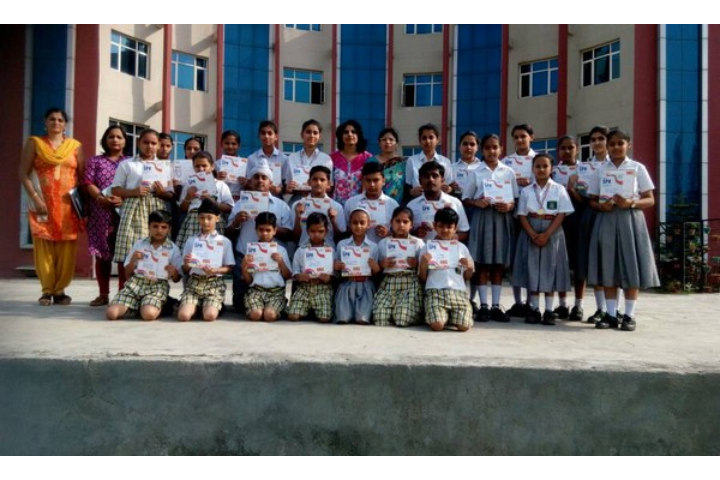 Greenfield Public School- Students