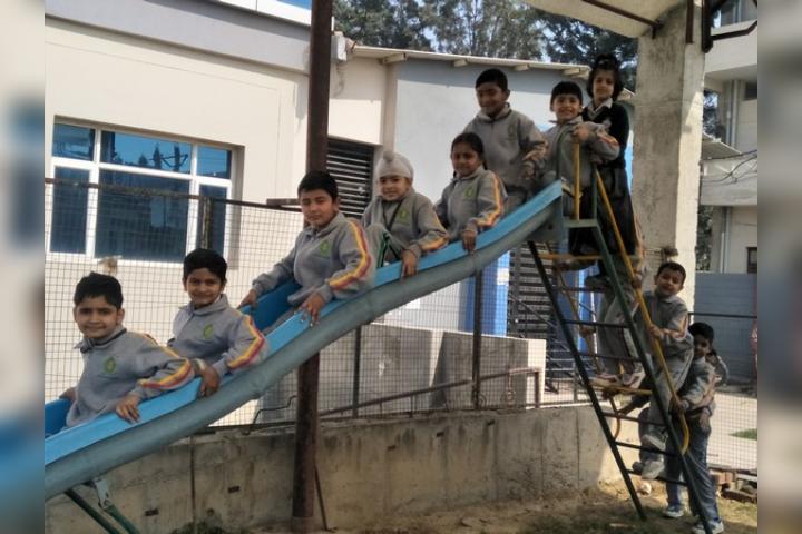 Greenfield Public School- Kids