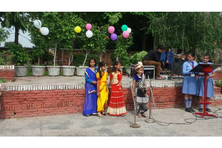 Greenfields Publc School- Function
