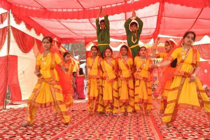 Greenland Public School-Dance Activity
