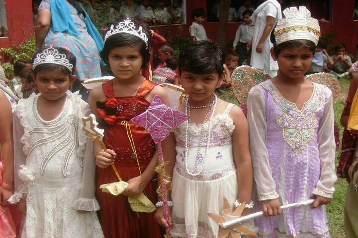 Greenland Public School-Fancy Dress Celebrations