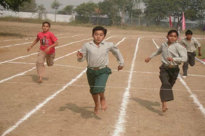 Greenland Public School-Sports