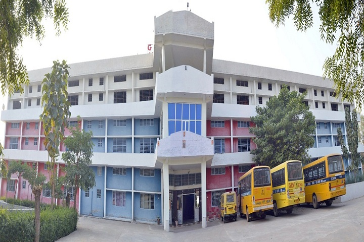 Grv Model School-Campus-View