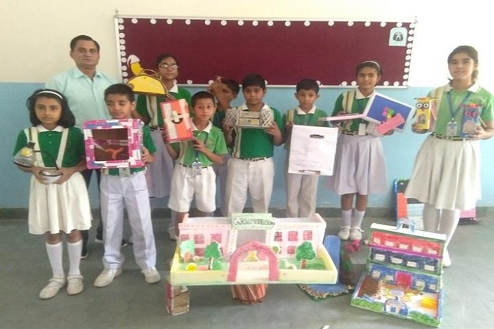 Grv Model School-Others activity