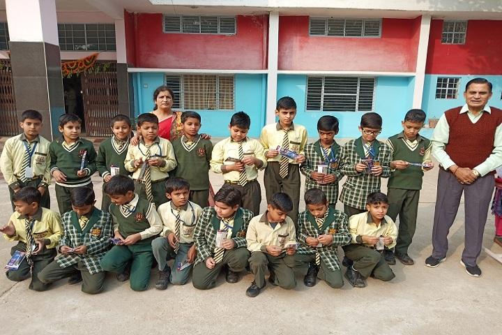 Grv Model School-Others prize