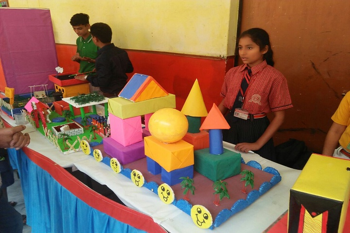 Gulab Public School-Exhibition