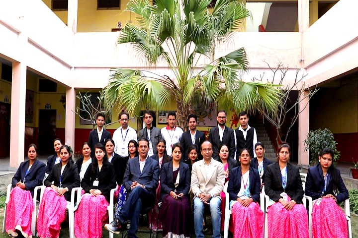 Gulab Public School-Staff