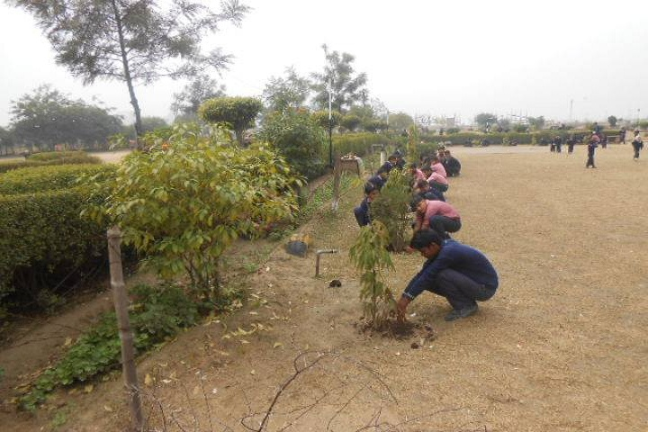 Gulab Public School-Plantation