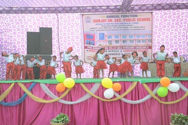 Gurjot Public School-Annual Celebration