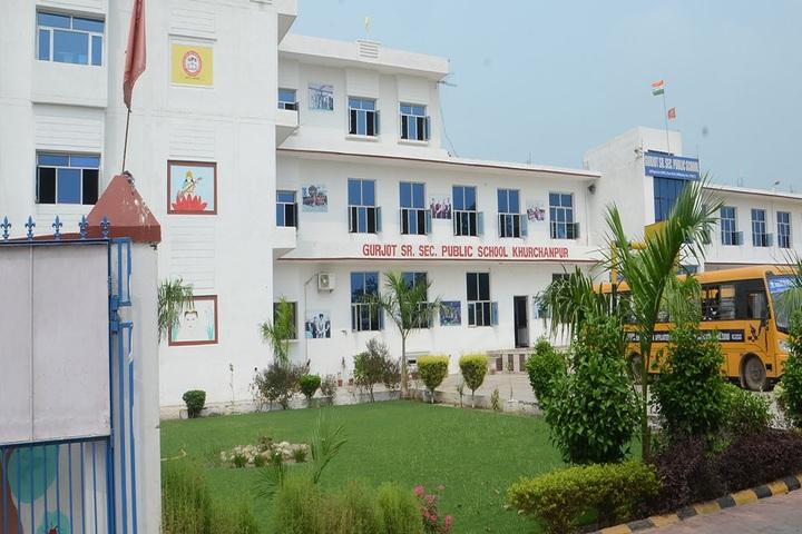 Gurjot Public School-Campus